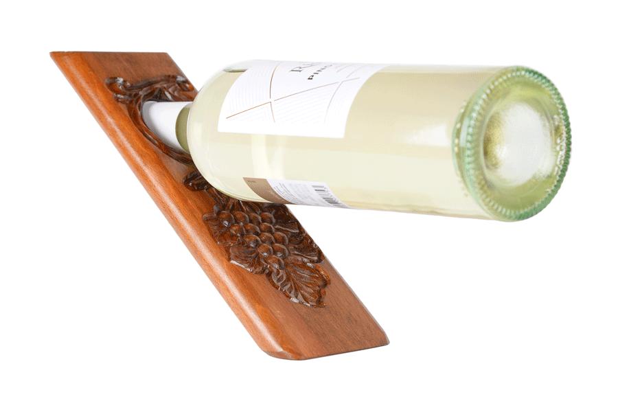 Holz-Weinhalter Rubinyan Holz